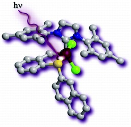 photoactivation of ruthenium olefin metathesis initiators Ruthenium-initated ring opening metathesis polymerization of o-containing olefin metathesis, ruthenium alkylidene based initiators on the ring opening metathesis.